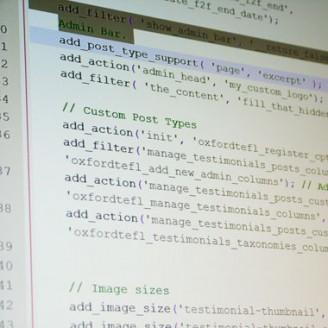 Code by Mark Bain Design