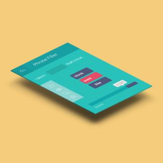 flovoco-app-screen-mock-task